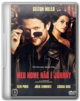 Capa do Filme Meu Nome Não é Johnny