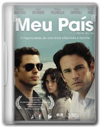 Capa do Filme Meu País