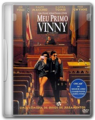 Capa do Filme Meu Primo Vinny