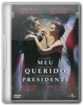 Capa do Filme Meu Querido Presidente