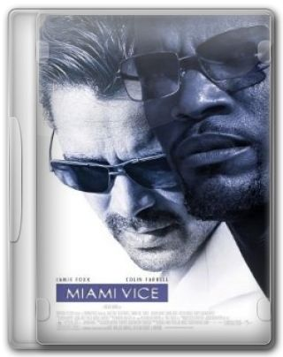 Capa do Filme Miami Vice