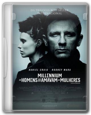 Capa do Filme Millennium Os Homens que Não Amavam as Mulheres