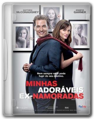 Capa do Filme Minhas Adoráveis Ex-Namoradas