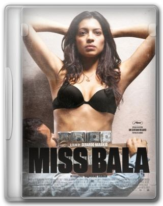 Capa do Filme Miss Bala