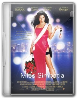 Capa do Filme Miss Simpatia