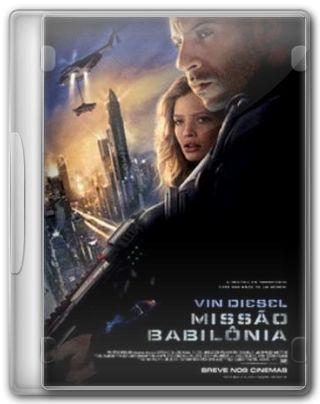 Capa do Filme Missão Babilônia