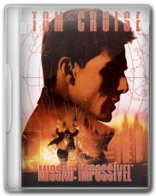 Capa do Filme Missão Impossível 1