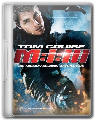 Capa do Filme Missão Impossível