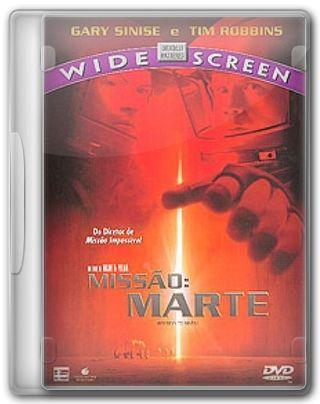 Capa do Filme Missão: Marte