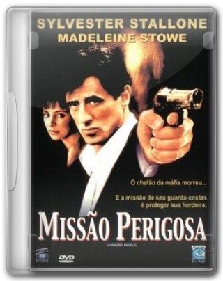 Capa do Filme Missão Perigosa