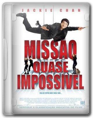 Capa do Filme Missão Quase Impossível