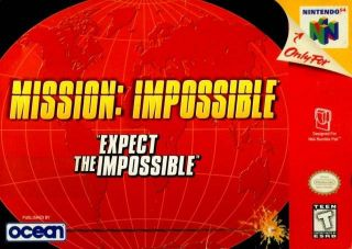 Mission Impossible Nintendo 64 ROM Download Baixar Mission Impossible
