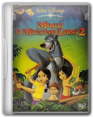 Capa do Filme Mogli O Menino Lobo 2