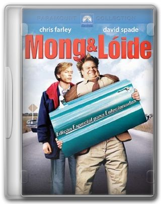 Capa do Filme Mong e Lóide