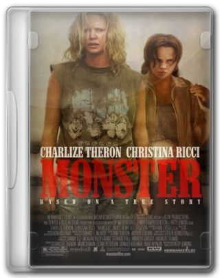 Capa do Filme Monster Desejo Assassino