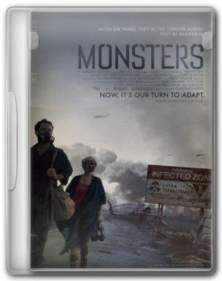 Capa do Filme Monstros
