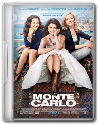 Capa do Filme Monte Carlo
