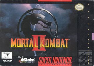 Mortal Kombat 2 SNES ROMS