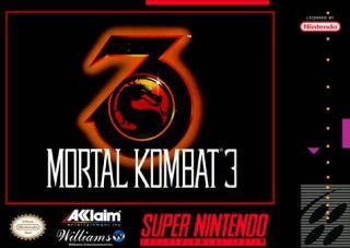 Mortal Kombat 3 SNES ROMS