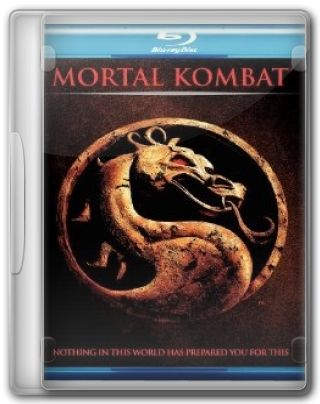 Capa do Filme Mortal Kombat
