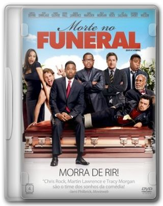 Capa do Filme Morte no Funeral