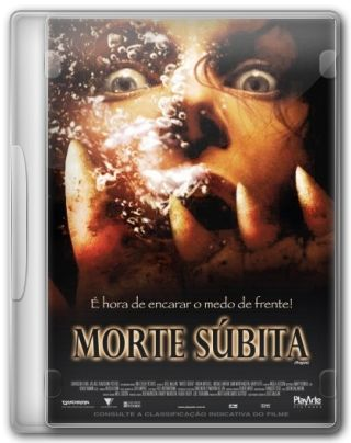 Capa do Filme Morte Súbita