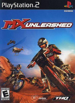 Capa Jogo MX Unleashed PS2