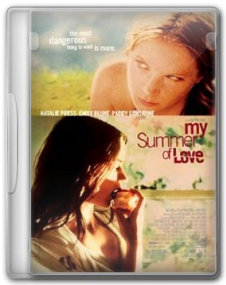 Capa do Filme My Summer of Love