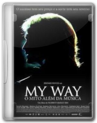 Capa do Filme My Way, o Mito Além da Música