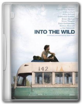 Capa do Filme Na Natureza Selvagem