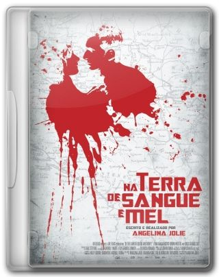 Capa do Filme Na Terra de Sangue e Mel