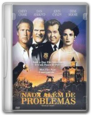 Capa do Filme Nada Além de Problemas