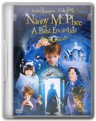 Capa do Filme Nanny McPhee A Babá Encantada