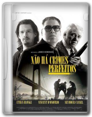 Capa do Filme Não há Crimes Perfeitos