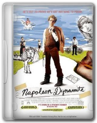 Capa do Filme Napoleon Dynamite