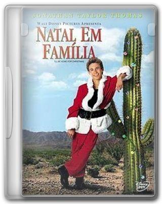 Capa do Filme Natal em Família