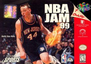 NBA Jam 99 USA