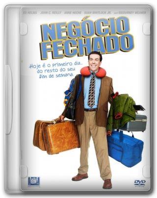 Capa do Filme Negócio Fechado