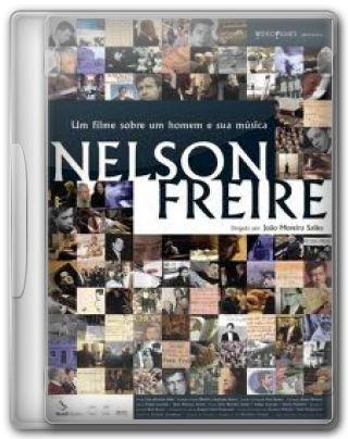 Capa do Filme Nelson Freire