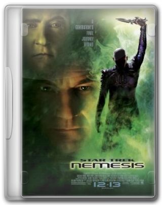 Capa do Filme Nêmesis