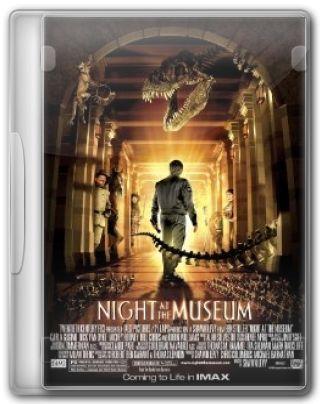 Capa do Filme Uma Noite no Museu 1
