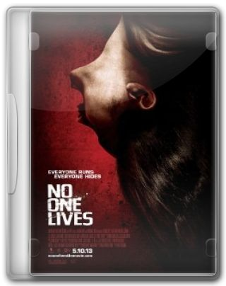 Capa do Filme No One Lives