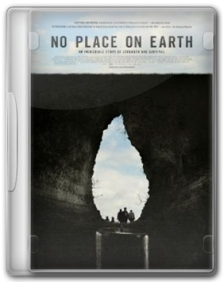 Capa do Filme No Place on Earth