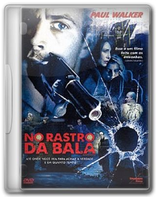 Capa do Filme No Rastro da Bala