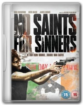 Capa do Filme No Saints for Sinners