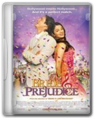 Capa do Filme Noiva e Preconceito