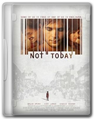 Capa do Filme Not Today