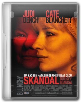 Capa do Filme Notas Sobre um Escândalo