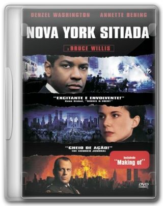 Capa do Filme Nova York Sitiada