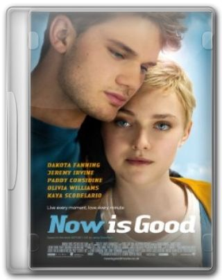 Capa do Filme Now Is Good